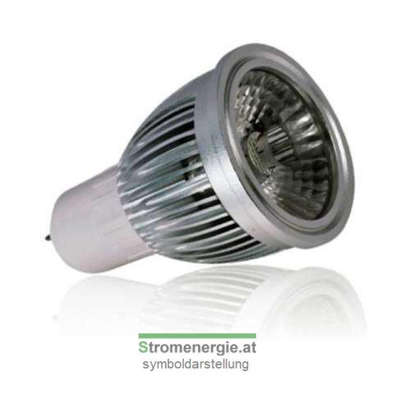 7W GU5.3/MR16 LED Lampe COB 12V Spot Kaltweiß, 8,79 €